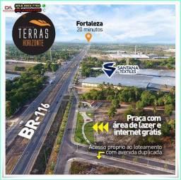 Lotes em Horizonte Pronto para Construir ao lado do centro R$169,70