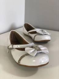 Sapato infantil meninas