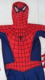 Fantasia Homem Aranha Adulto comprar usado  Sumaré