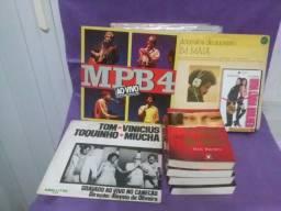 Mpb4 Lp vinil, disco e capa originais, em bom estado, diversos