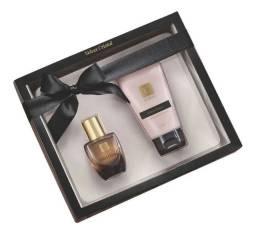 Perfume Eudora Velvet cristal pronta entrega