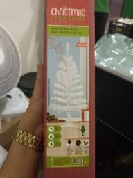 Mini árvore de Natal, leia o Anúncio