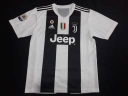 Camisa Juventus 18/19 CR 7