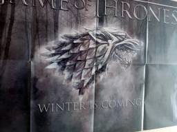 Revista Mega Poster - Game Of Thrones
