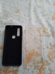 Capinha do celular Motorola moto one action