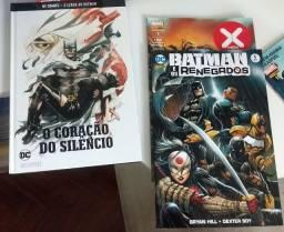 Quadrinhos HQs DC Comics e Marvel