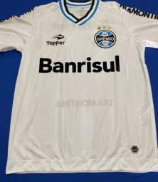 Camisa Grêmio Topper branca