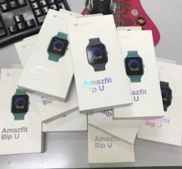 Relógio Smartwatch Xiaomi Amazfit - Bip U A2017 com Bluetooth