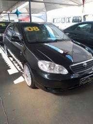 Corolla XL 1.8 flex 2008