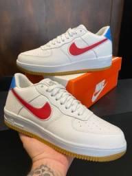 Título do anúncio: Tênis Nike Air Force One Couro - 269,90