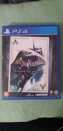 Jogo PS4 Batman Return To Arkham