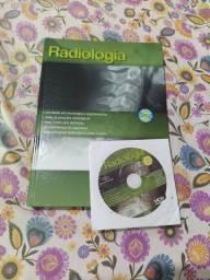 Livro de Radiologia com cd
