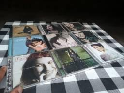 Coleção CD's Laura Pausini Usados