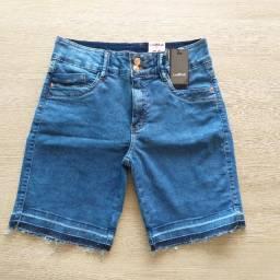 Título do anúncio: Short Moda Loopper Jeans