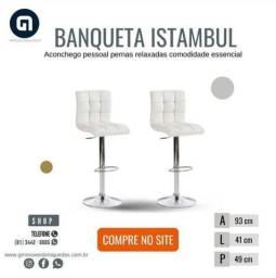Banqueta Istambul