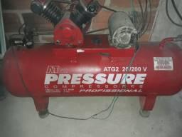 Compresor de alta pressão