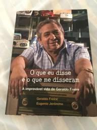 Livro de Geraldo Freire