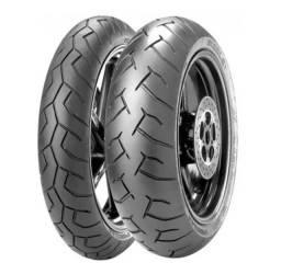 Pneu 120/70-17 Pirelli Modelo Diablo R$ 535,00