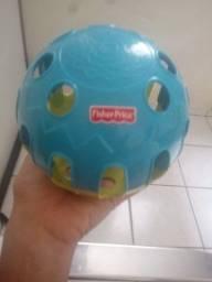 Bolinha da Fisher price 30 reais