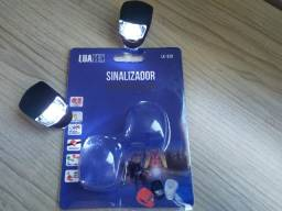 Siiinalizador Praa Biciiicleta - Led