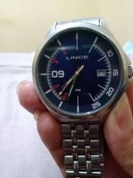 Título do anúncio: Relógio Lince todo original grande com calendário