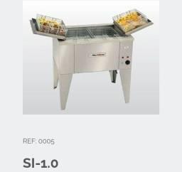 Fritadeira Multifritas Industrial SL - 1.0