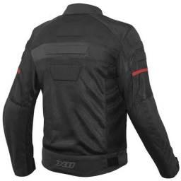 Título do anúncio: aqueta X11 Super Air Motociclista Ventilada Masculina - Preto *preço negociável*