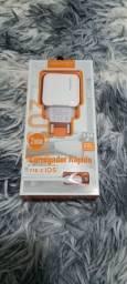 Título do anúncio: Carregador Iphone 3.1 Original Hmaston