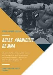 Título do anúncio: Aulas de MMA