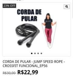 Título do anúncio: Corda para pular