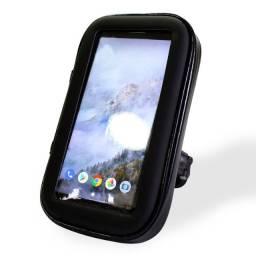 Suporte Moto Bike Case Capa Celular Smartphone Gps Bicicleta