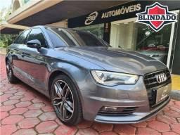Título do anúncio: Audi A3 2015 1.8 tfsi sedan 20v 180cv gasolina 4p automático