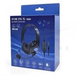 Título do anúncio: Fone Gamer PS4 X-One Ley-35 P2