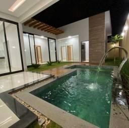 Título do anúncio: Casa térrea para venda possui 245 metros quadrados com 3 Suítes Grand Trianon- Anápolis
