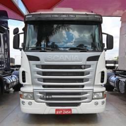 Scania R380 - 6x2  - 2011/12