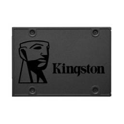 Hd SSD 480GB Kingston Novo Lacrada Com garantia
