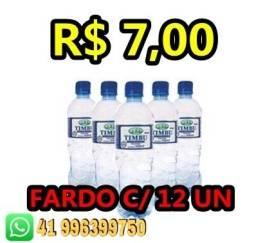 Título do anúncio: Água timbu - distribuidora