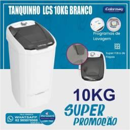 Título do anúncio: Tanquinho Colormaq LCS10kg Branco