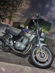 Título do anúncio: Cb 500  moto muito bem conservada