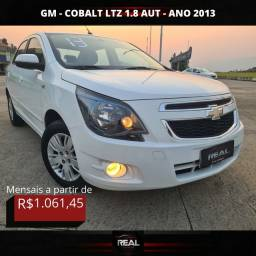 Título do anúncio: GM - Cobalt LTZ 1.8 Aut -Ano 2013