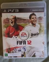 Jogo de Ps3: Fifa 2012