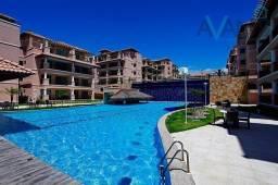 Título do anúncio: Apartamento para vender no condomínio beverly hills,com 2 quartos em Porto das Dunas - Aqu