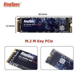 Título do anúncio: SSD KingSpec 128GB NOVO p/ PC e Notebook