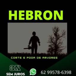 Título do anúncio: hebron poda de arvores com o menor preço e total garantia