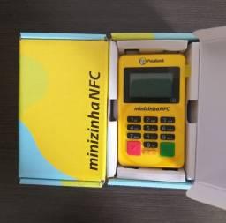 Maquininha de Cartão Minizinha NFC e Chip 2 PagSeguro
