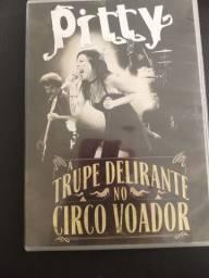 Show Pitty TRUPE DELIRANTE NO CIRCO VOADOR
