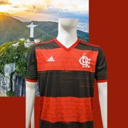 Título do anúncio: Camisas de time oficial Flamengo e Bahia