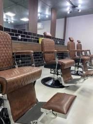Móveis completos para Barbearia