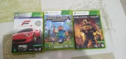 Jogos de Xbox 360 CADA JOGO É 100
