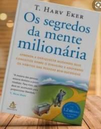Título do anúncio: Livro - Os segredos da mente milionária (Português)